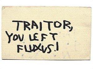 FluxusTraitor
